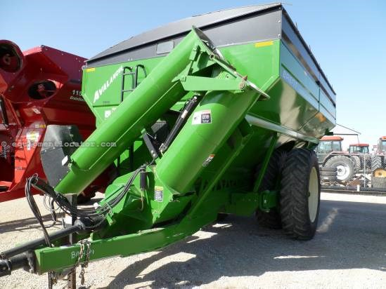 2007 Brent 1084 Grain Cart For Sale