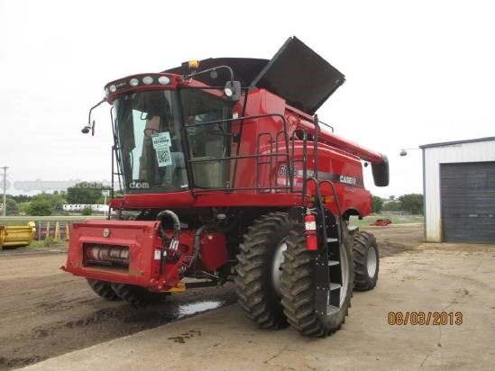 2011 Case IH 6088, 421 Sep Hrs, UPTIME READY!, RT, FT, AHHC Combine For Sale