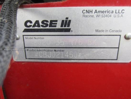 2007 Case IH 2020, 35', (7088/7010/8010/7120/8120), FT, HHC Header-Flex For Sale