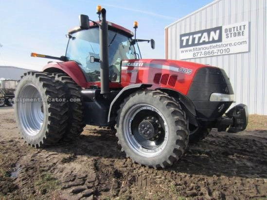 2010 Case IH MX305 Tractor For Sale