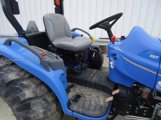 2008 New Holland T2320 Tractor For Sale