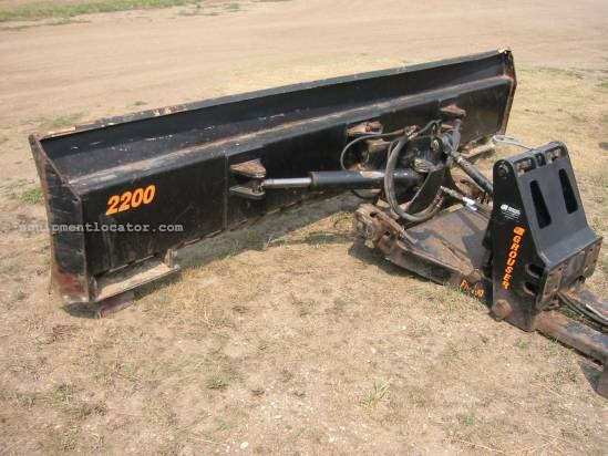 2008 Grouser AG2200 Blade Front For Sale