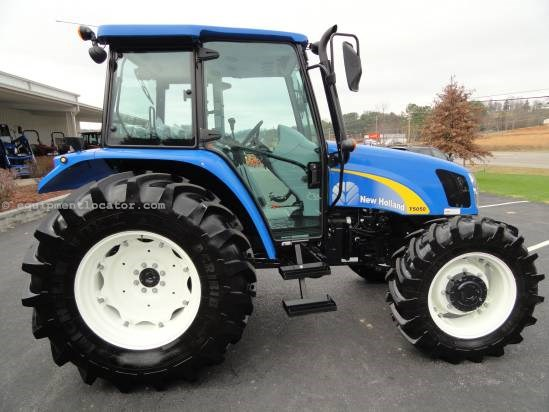 2011 New Holland T5050 Tractor For Sale at EquipmentLocator com