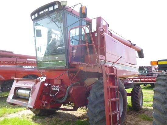 1993 Case IH 1644 Combine For Sale