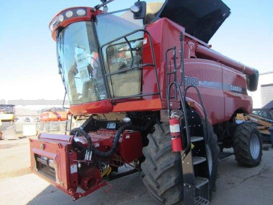 2009 Case IH 5088 Combine For Sale