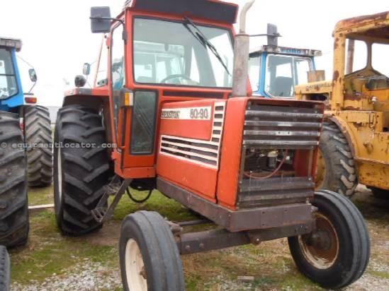 Fiat Hesston Tractors Farm : Fiat hesston tractor for sale at