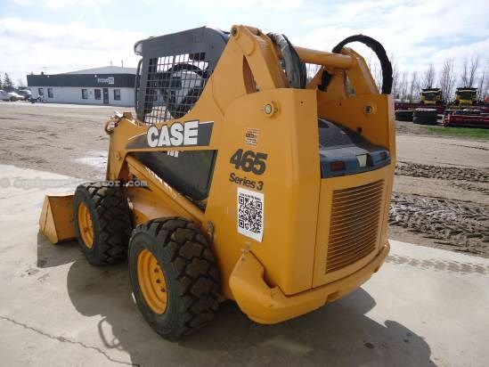 2008 Case 465 Skid Steer For Sale