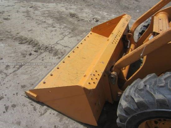 2005 Case 450 Skid Steer For Sale