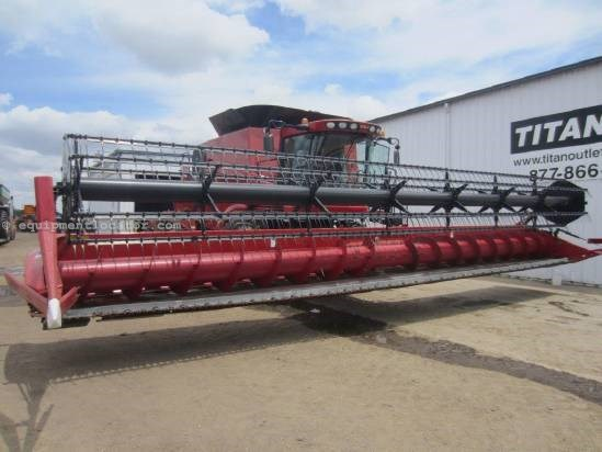 "2010 Case IH 2020-35',Fits 7088-7010-8010,FT,Dual Drive,3"" Cut Header-Flex For Sale"