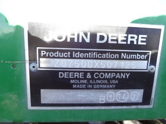 2004 John Deere 7500-1993 sep, Kernel Processor, Metal Detector Forage Harvester For Sale