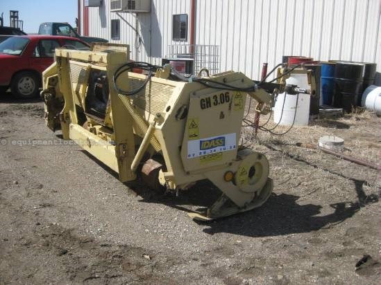 Idass GH3.60 - Pick up head for Forage Harvester (7500) Forage Head-Windrow Pickup For Sale