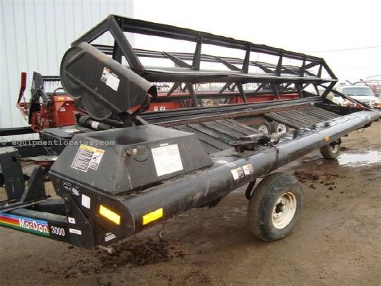 1998 MacDon 3000 Windrower-Pull Type For Sale at EquipmentLocator com