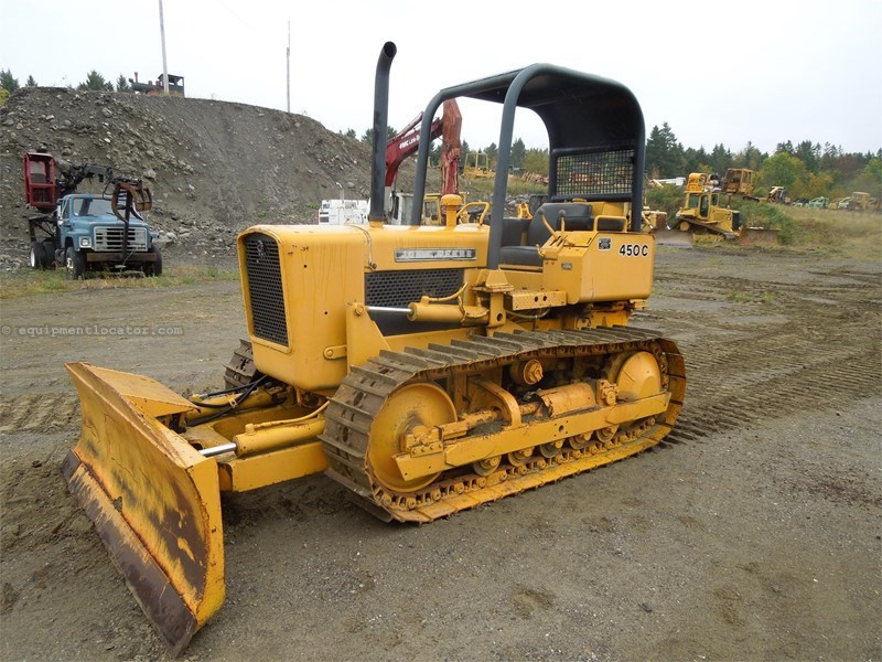 1974 John Deere 450B Dozer For Sale at EquipmentLocator com