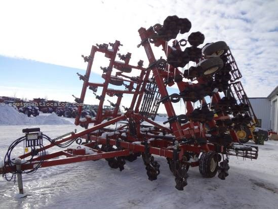2010 Salford 570 Vertical Tillage For Sale