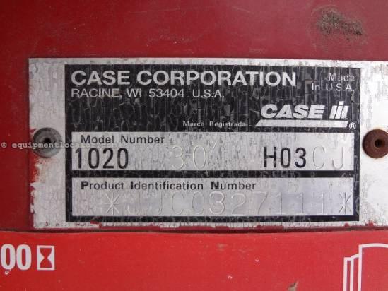 2001 Case IH 1020 Header-Flex For Sale