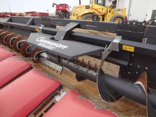 2008 Geringhoff RD1230 - FT, Chopping (7010,8010,7120,8120,9120) Header-Corn For Sale