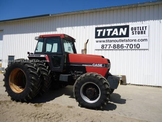 1987 Case IH 3594 Tractor For Sale