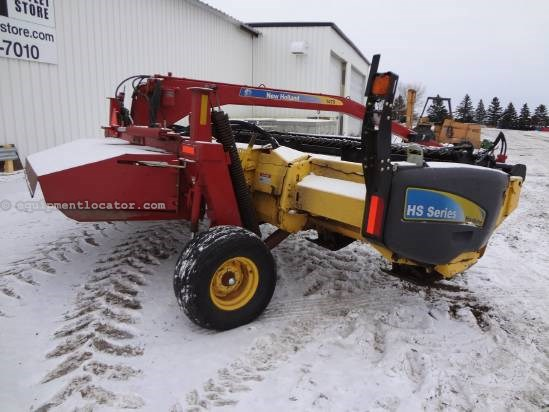2008 New Holland 1475 Mower Conditioner For Sale