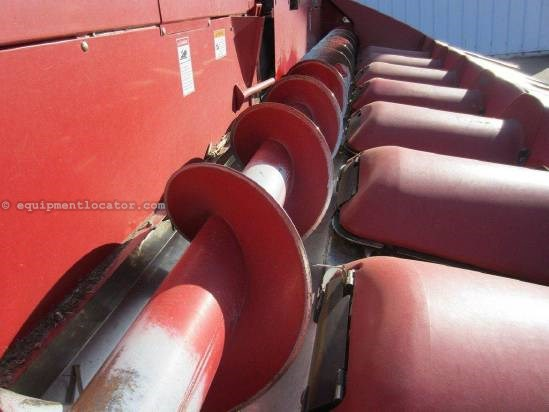2009 Case IH 3408,8R30, (6088/7010/7088/7120), FT, Hyd Dk Pl Header-Corn For Sale