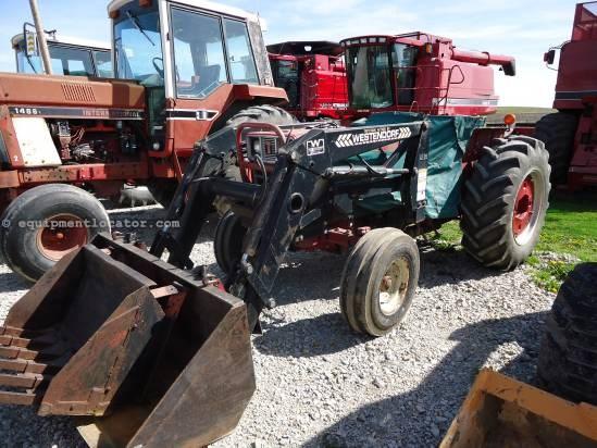 International 584 Tractor For Sale At EquipmentLocator