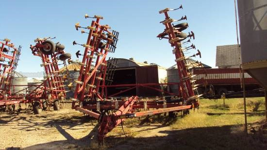 NULL Wil-Rich 2500 Field Cultivator For Sale