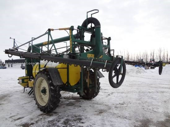 1996 Spray Air 2200 Sprayer-Pull Type For Sale
