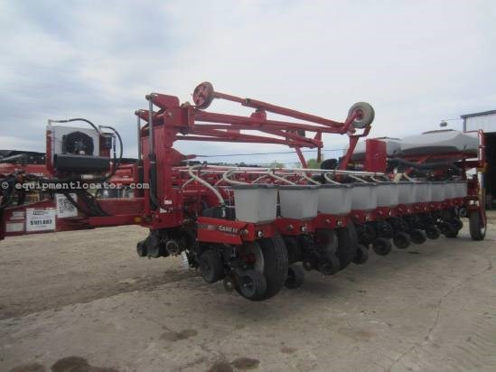 2008 Case IH 1250, 24R30, 8954 Acres, Pro600 Monitor Planter For Sale
