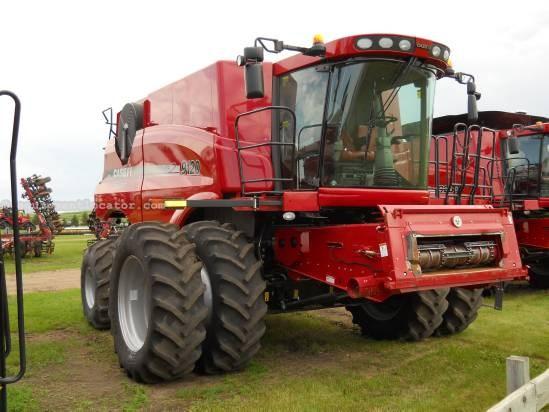 2011 Case IH AF9120 - Sep Hrs 362, 28L-26, 620R42 Dls Combine For Sale