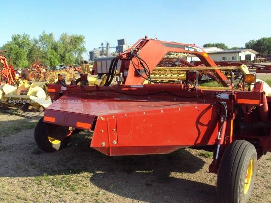 2007 New Holland 499 Mower Conditioner For Sale