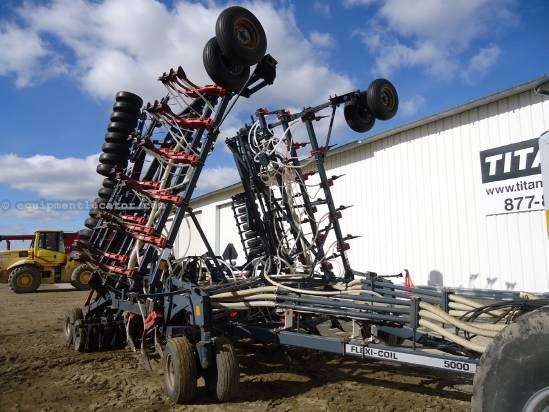 1999 Flexi-Coil 5000/2320 - 41', NH3, Rubber Packers Air Drill For Sale