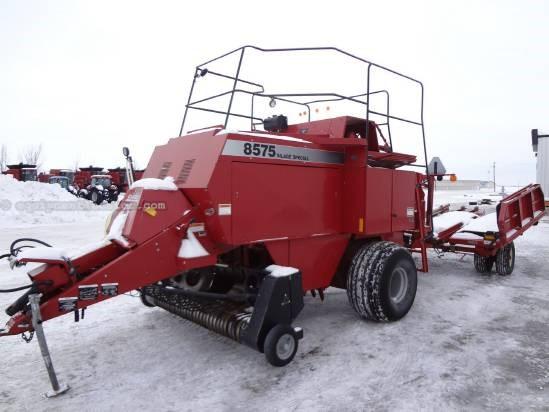 1999 Case IH 8575 Baler-Big Square For Sale