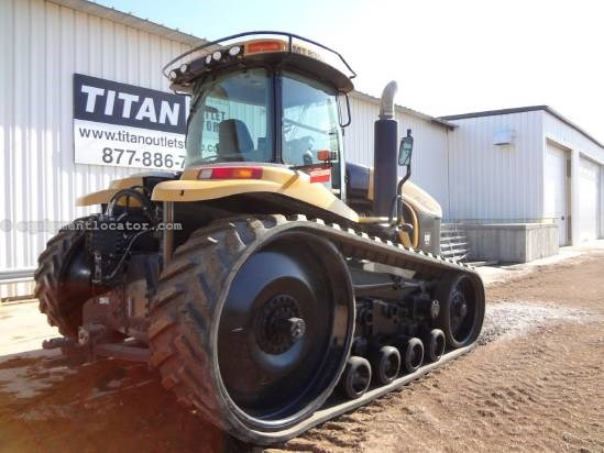 2008 Caterpillar MT835 Tractor For Sale