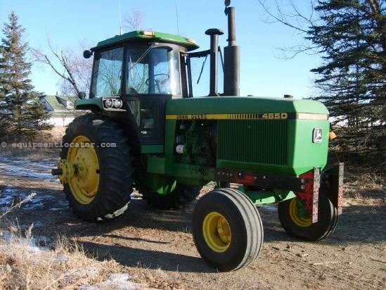 1985 John Deere 4650 Tractor For Sale