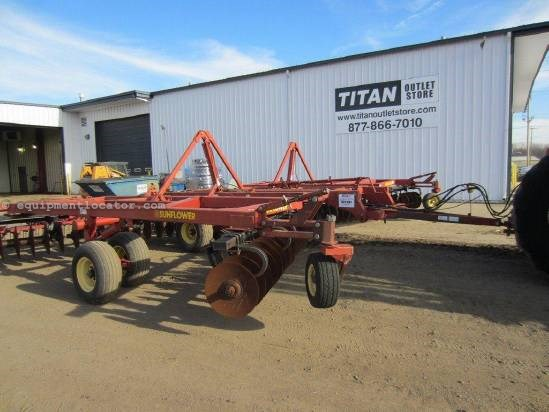 1995 Sunflower 1433 Disk Harrow For Sale