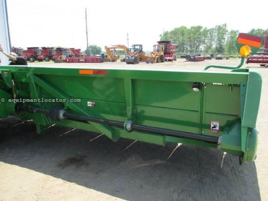 2008 John Deere 612, 12R30, (S6 Series, 9660/9760/9770/9870) Header-Corn For Sale