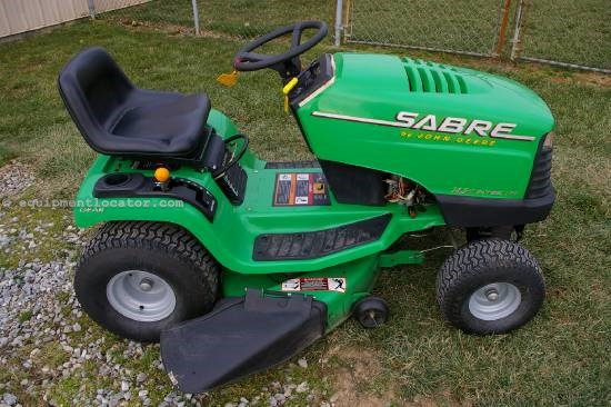 John Deere Sabre >> John Deere 1438 Sabre Riding Mower For Sale At Equipmentlocator Com