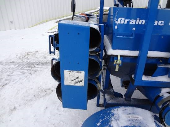 2007 Brandt 5000 Grain Vac For Sale