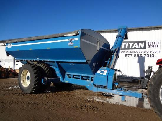 2004 Kinze 1050 Grain Cart For Sale