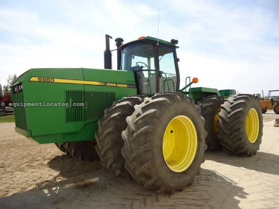 1990 John Deere 8960 Tractor For Sale