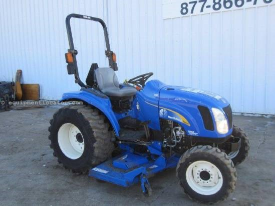 2008 New Holland 2220 Tractor For Sale