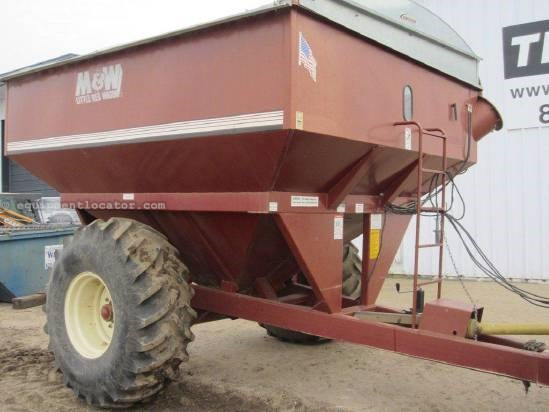2003 M & W 550 Grain Cart For Sale