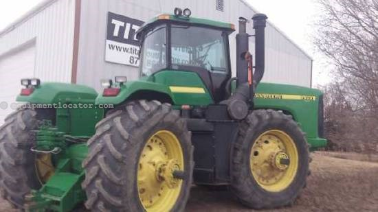 2000 John Deere 9400 Tractor For Sale