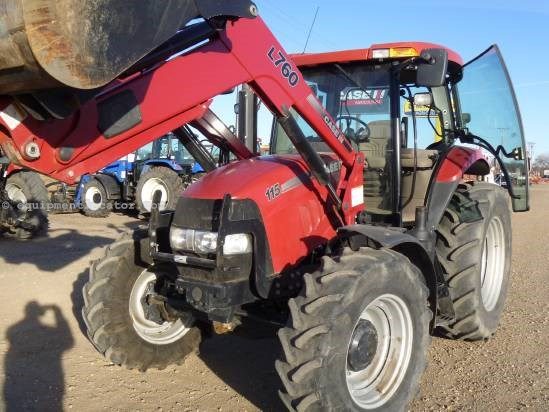 2008 Case IH PUMA 115 Tractor For Sale