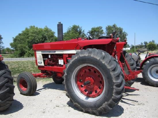 1973 International Tractor : Ih tractor for sale at equipmentlocator