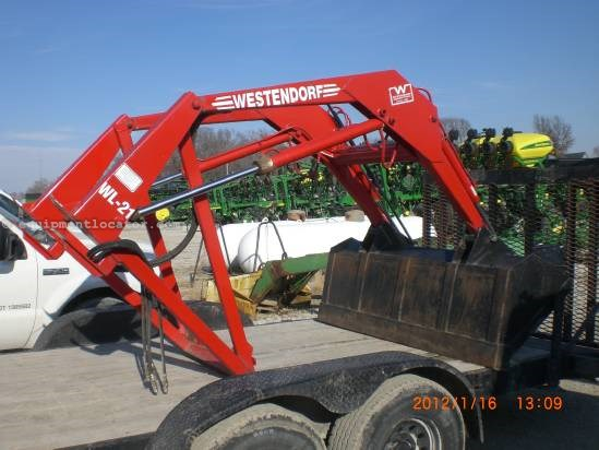 Westendorf WL-21 Front End Loader Attachment For Sale at