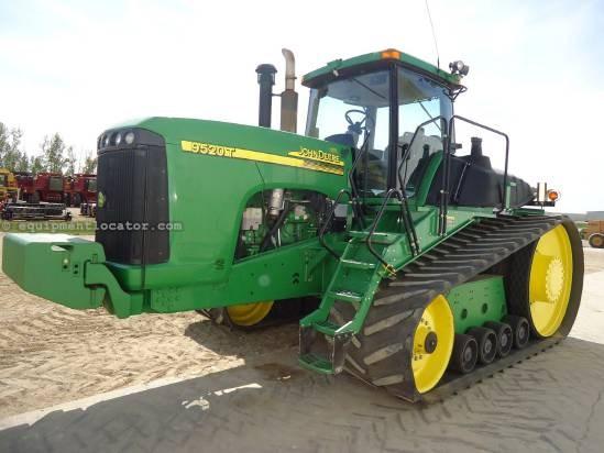 2003 John Deere 9520 Tractor For Sale