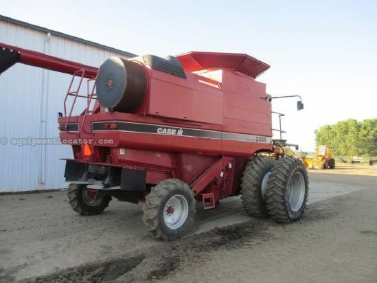 2000 Case IH 2388, 2583 Sep Hr, Duals, Chaff Spreader Combine For Sale
