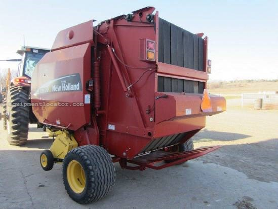 2003 New Holland BR780 Baler-Round For Sale
