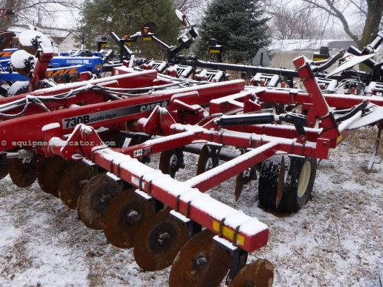 2003 Case IH 730 Disk Ripper For Sale