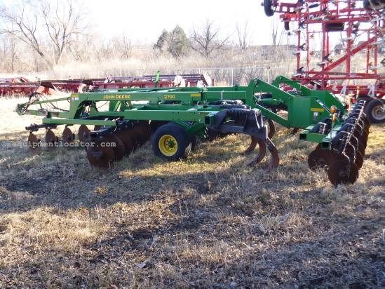 2006 John Deere 2700 Disk Ripper For Sale